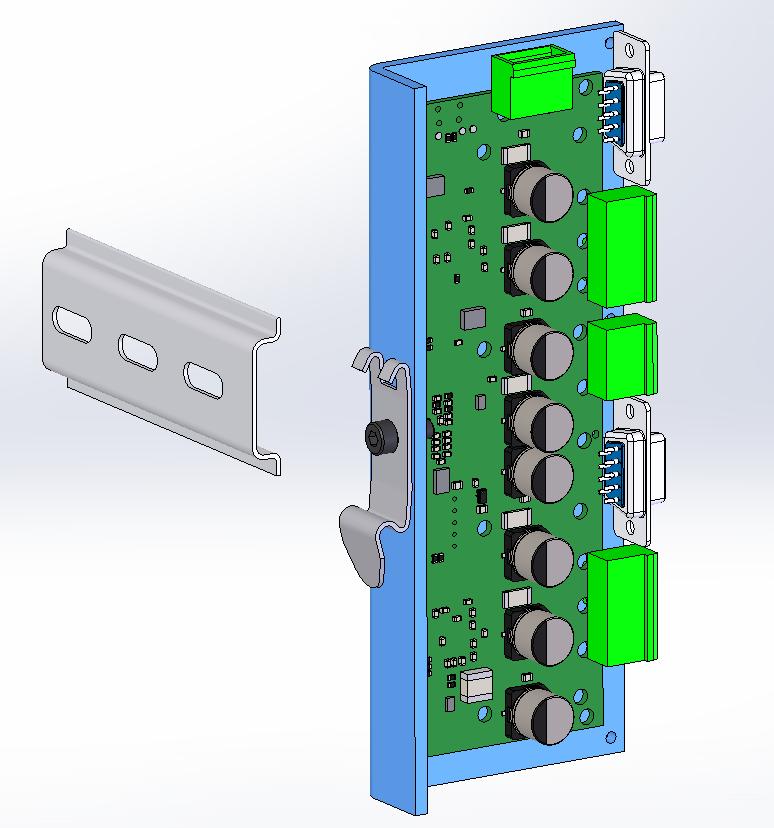 Db9 Connector Cad