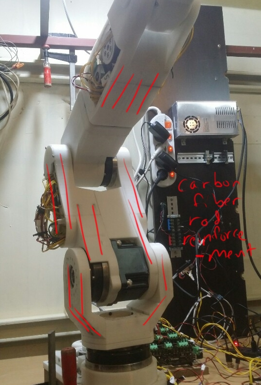 Robotic arm project - Projects - ODrive Community